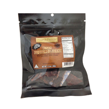 Bison Peppered Jerky 1.5 oz (buy 5 get 1 free)